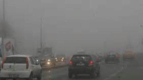 Alertă ANM! Cod galben de ceaţă şi burniţă, în judeţe din Oltenia, Banat, Moldova şi Dobrogea, până la ora 12:00