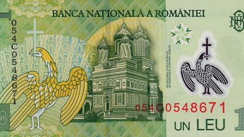 Moneda naţională continuă să se deprecieze în raport cu euro; BNR anunţă un curs de 4,6390 lei/euro