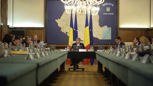 Rețeaua lui Soros, introdusă direct în clădirea Guvernului României