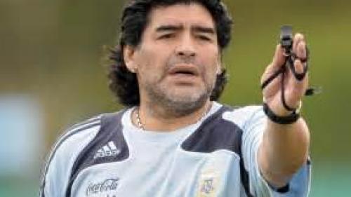 Fotbal: Maradona regretă absenţa Italiei la Mondialul din Rusia