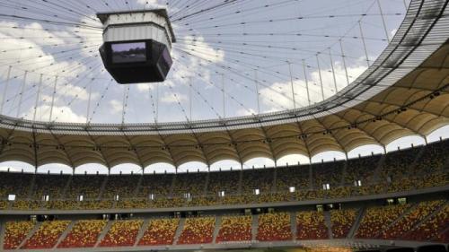 România, învinsă de Olanda cu 3-0, în meci amical