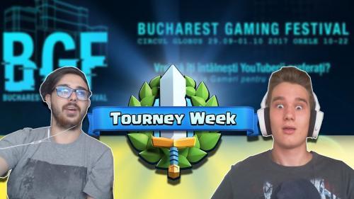 Bucharest Gaming Week - între 12 şi 17 decembrie la Bucureşti
