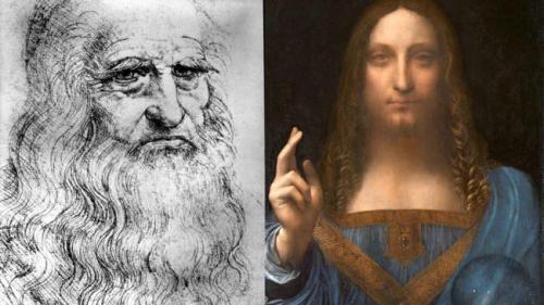 Povestea din spatele tabloului lui Leonardo da Vinci vândut cu 450,3 milioane de dolari