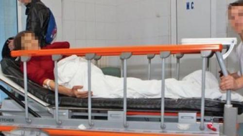 Starea îngrozitoare în care a fost adusă o bătrână la spitalul Sf. Spiridon din Iași. Medicii au înlemnit