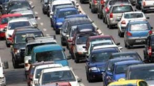 Bucureşti - oraşul cu cel mai aglomerat trafic din Europa, potrivit fabricantului de GPS Tom Tom  Madrid