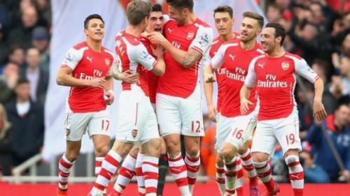 Fotbal: Arsenal Londra - Tottenham 2-0, în derby-ul etapei a 12-a din Premier League