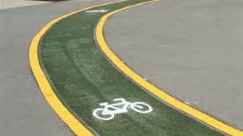 """""""Propune pentru Bucureşti"""", la final: Un proiect care prevede marcaje rutiere pentru biciclişti, câştigător la voturi"""