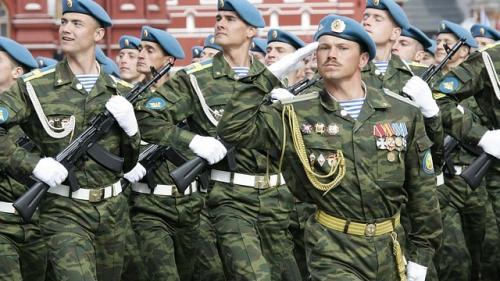 Cat de mare si de mareata este armata Rusiei?