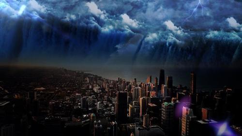 Semnal de alarma! Dezastrele naturale ar putea distruge tari intregi!