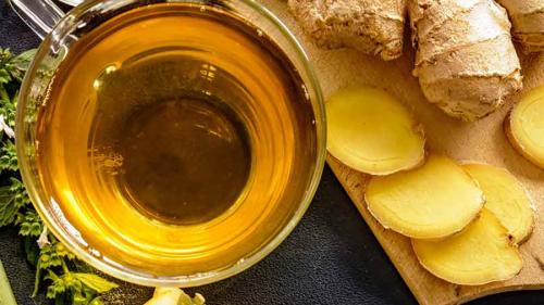 Ceaiul de ghimbir ne ajută să slăbim și ține sănătos sistemul digestiv