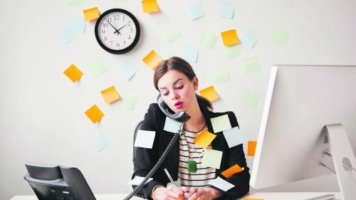 Ce păţeşti dacă stai ore în şir la birou