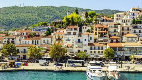 Grecia: Record de turişti străini în septembrie