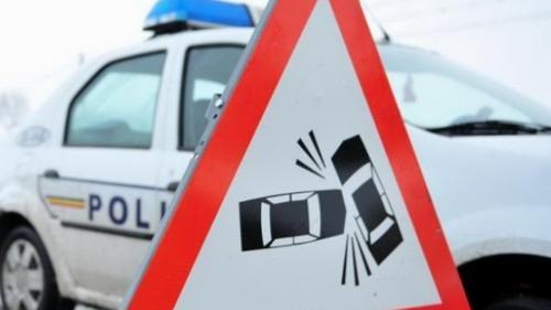 Accident rutier în Constanța din cauza unui șofer căruia i s-a făcut rău