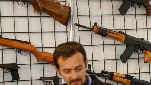 Exporturile de arme au crescut cu 20%