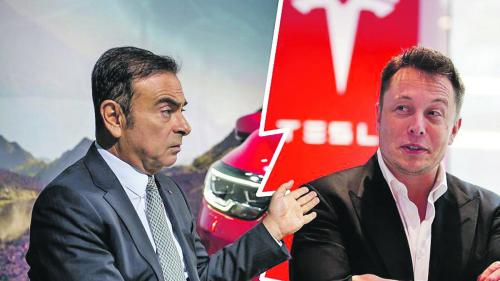 Renault, atac la Tesla