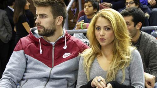 Shakira şi Pique s-au certat în public într-un restaurant din Barcelona