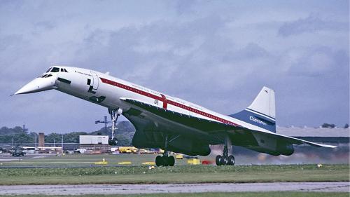VIDEO - Concorde, 40 de ani de la primul zbor supersonic comercial între Paris și New York. Călătoria dura 3 ore și jumătate