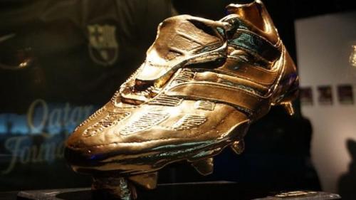 Lionel Messi primeşte Gheata de Aur pentru a patra oară în cariera sa