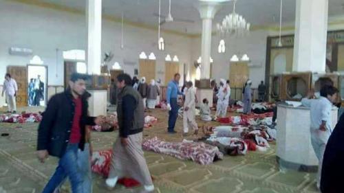 UPDATE - Atentat extrem de sângeros în Egipt. Numărul morților a ajuns la aproape 200