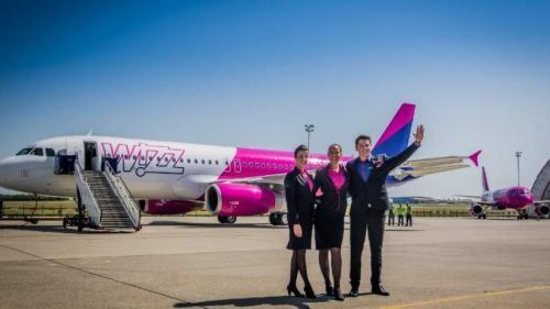 Wizz Air lansează astăzi Pink Friday