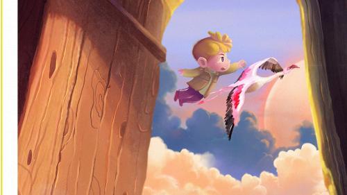 """""""Băiatul care a învățat să zboare"""", un spectacol pe care copiii nu trebuie să-l rateze"""