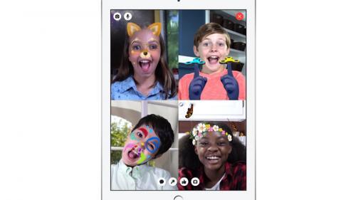 Facebook a lansat în SUA o versiune de Messenger pentru copii