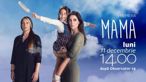 """Antena 1 va difuza producţia turceascã """"Mama"""""""