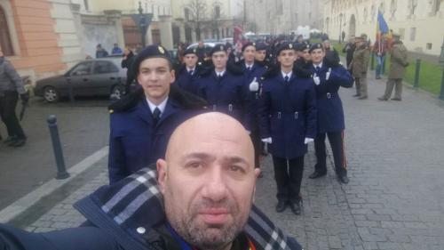 Chef Cătălin Scărlătescu a sărbătorit gustul tradiției la Alba Iulia