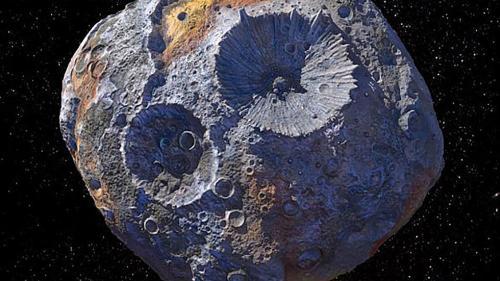 NASA a pus ochii pe cel mai pretios asteroid din istorie!