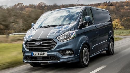 Un nou Van de la Ford