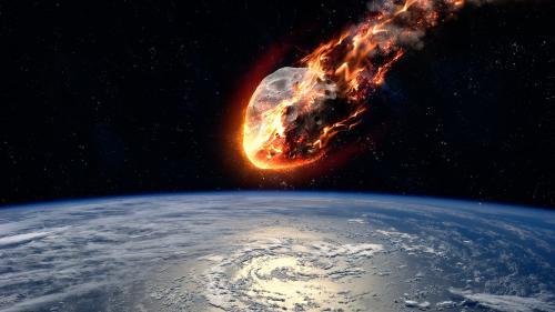 VIDEO - Un asteroid a trecut extrem de aproape de Pământ iar NASA nu l-a observat