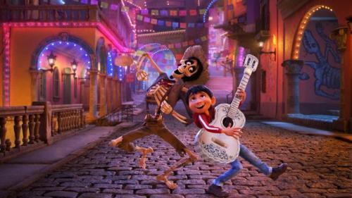 """Animaţia """"Coco"""", pe primul loc în box office-ul nord-american pentru al treilea weekend consecutiv"""