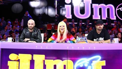 "Concurenții X Factor s-au relaxat la finala ""iUmor"""