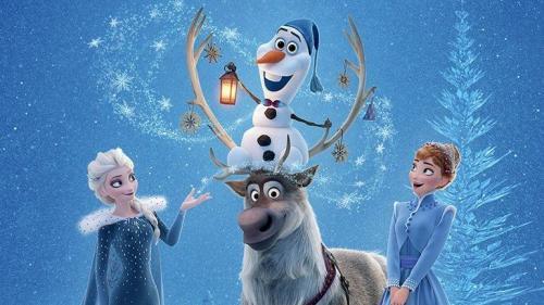 """Antena 1 difuzează în premieră mondialã pe micile ecrane  filmul de animație """"Regatul de Gheaţă – Sărbători cu Olaf"""""""