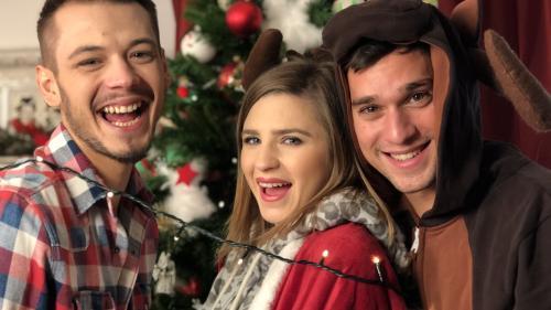 Maratonul filmelor de Crăciun la Happy Channel
