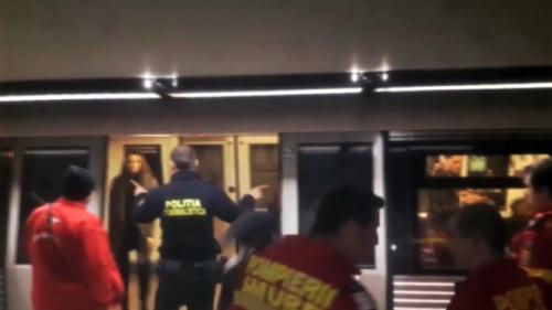 Mărturisirea cutremurătoare a mecanicului metroului care a trecut fatal peste femeia împinsă
