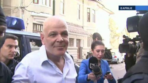 Avraham Morgenstern, prins in Argentina. Prietenul lui Mazăre este condamnat la 8 ani de închisoare