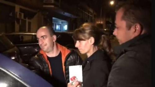 Criminala de la metrou a fost mutată la Spitalul Penitenciar Jilava