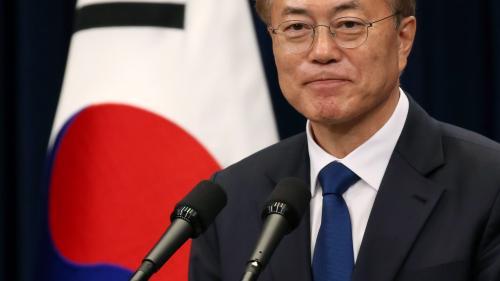 Evenimente violente în timpul vizitei preşedintelui Coreei de Sud în China