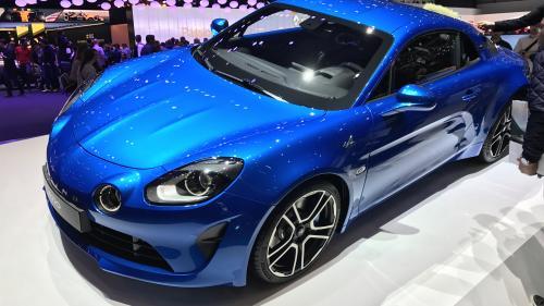 Renault a relansat producţia automobilului sport Alpine