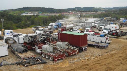 Semnal de alarmă tras de specialiști: Fracturarea hidraulică poate provoca seisme de puternice