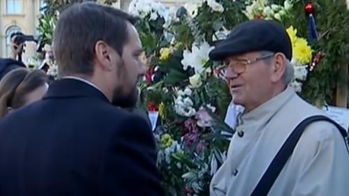 """Zeci de oameni au vorbit cu Fostul Princepe Nicolae, la Palatul Regal: """"Voi veni înapoi. Sunt alături de ţară şi popor, ca bunicul meu"""""""
