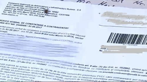 Compania de Drumuri are plan de amenzi: 650.000/an
