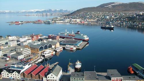 Norvegia: Orasul care nu s-a lasat sters de pe fata Pamantului!
