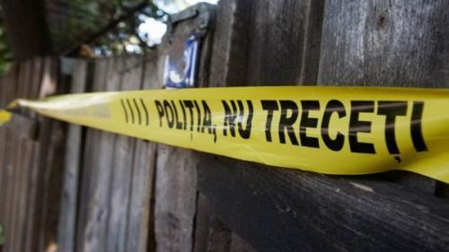 O nouă crimă în județul Bistrița. Un bărbat a fost ucis cu o rangă