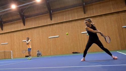 Simona Halep, câştigătoarea premiului WTA de Favorită a Fanilor