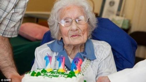 Cea mai bătrână persoană din Europa a murit la 116 ani