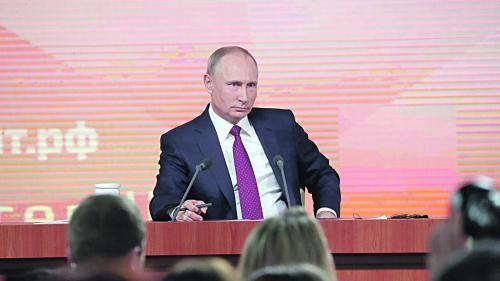 Putin jură că vrea opoziție