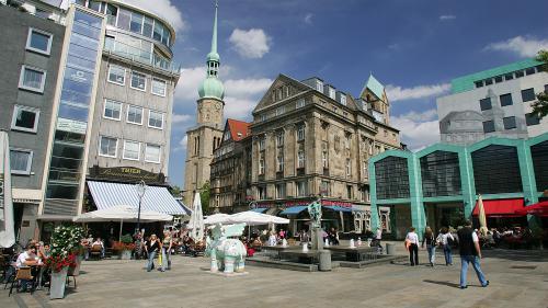 Destinaţia săptămânii.Descoperă frumosul Dortmund