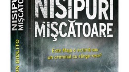 Nisipuri mişcătoare, cea mai vândută carte de ficţiune a anului în Suedia, a ajuns şi în România